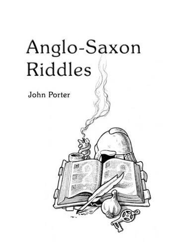 9781898281320: Anglo-Saxon Riddles