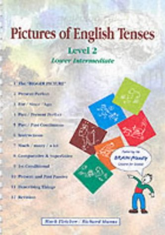9781898295525: Pictures of English Tenses: Level 2 (Brain Friendly Resources)