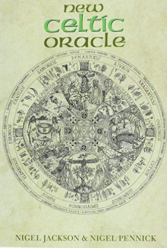 The New Celtic Oracle (1898307563) by Nigel Aldcroft Jackson; NIGEL PENNICK