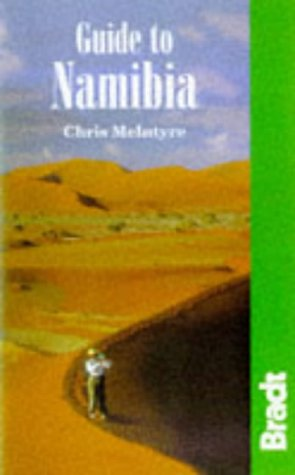 9781898323648: Guide to Namibia