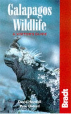 9781898323884: Galapagos Wildlife: A Visitor's GUide