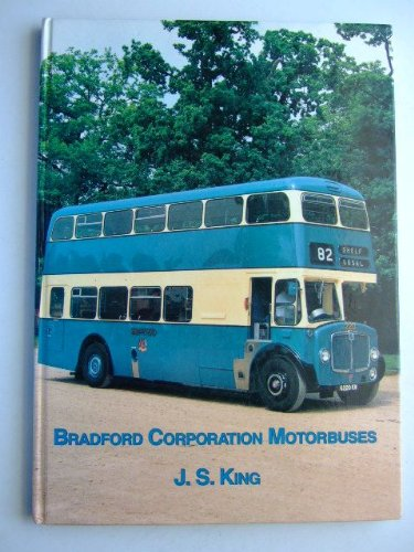 9781898432517: Bradford Corporation Motor Buses (British Bus Heritage)