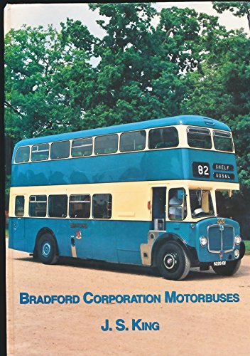 Bradford Corporation Motor Buses (SIGNED)