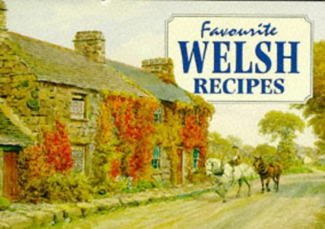 9781898435105: Favourite Welsh Recipes (Favourite Recipes)