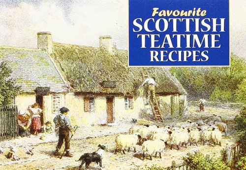9781898435181: Scottish Teatime Recipes (Favourite Recipes)