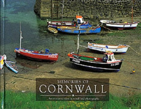 9781898435860: Memories of Cornwall (Memories series)