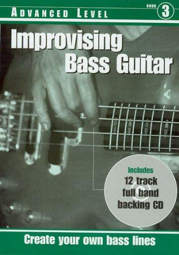 9781898466338: Improvising Bass Guitar: Advanced Level