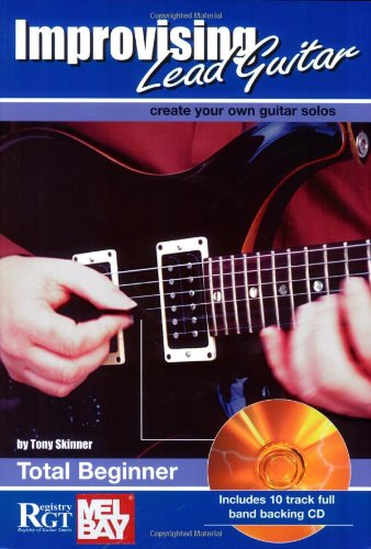 9781898466345: Improvising Lead Guitar: Total Beginner with CD (Audio)