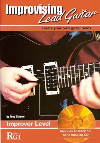 9781898466369: RGT - Improvising Lead Guitar, Improver Level