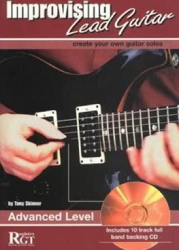 9781898466383: RGT - Improvising Lead Guitar Advanced