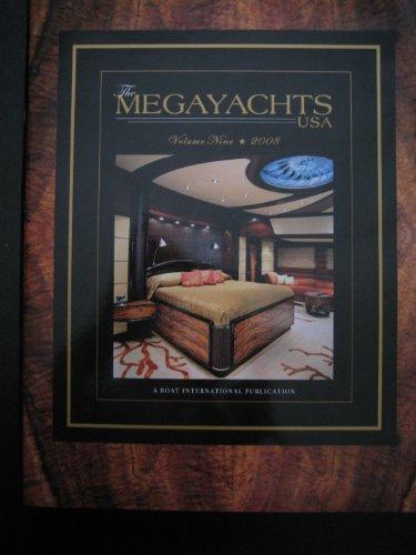 9781898524076: The Megayachts Usa Vol. 9 2008