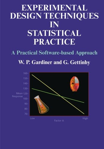 9781898563358: Experimental Design Techniques in Statistical Practice: A Practical Software-Based Approach (Horwood Series in Mathematics & Applications)