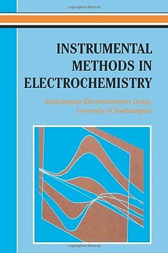 9781898563808: Instrumental Methods in Electrochemistry