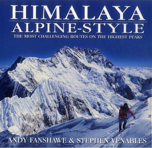 9781898573395: Himalaya Alpine-style