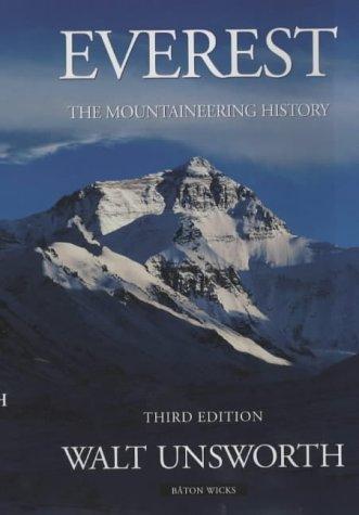 Everest: Unsworth, Walt