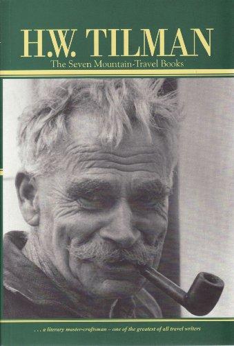 9781898573616: Seven Mountain-travel Books