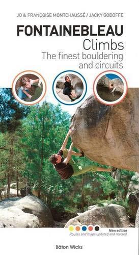 9781898573869: Fontainebleau Climbs