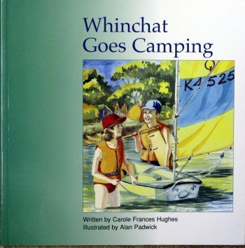 9781898574248: Whinchat Goes Camping