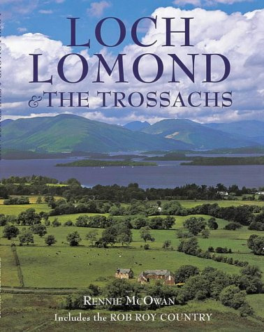 9781898630098: Loch Lomond and the Trossachs: Including Rob Roy Country (Pevensey Guides)