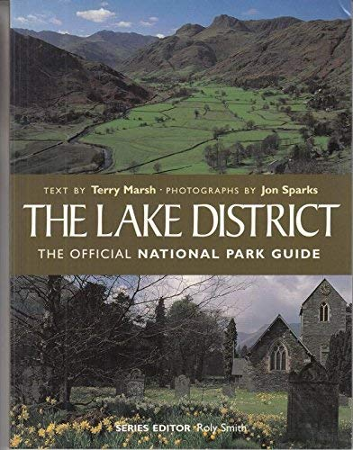 Lake District (Official National Park Guide): Terry Marsh, Ian