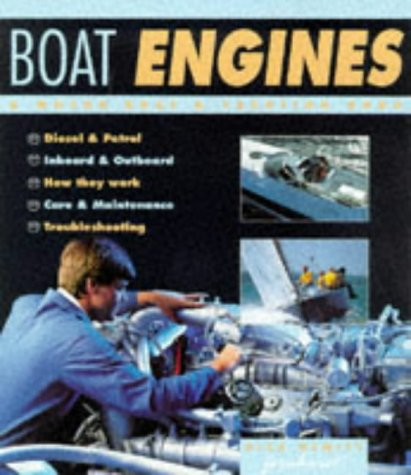 Boat Engines: A Motor Boat & Yachting Book: Hewitt, Dick