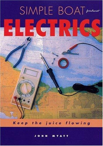 9781898660255: Simple Boat Electrics