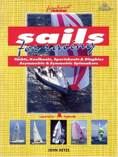 9781898660507: Sails for Racing
