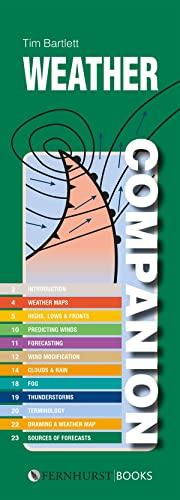 Weather Companion (Practical Companions): Bartlett, Tim