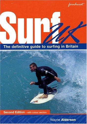 9781898660682: Surf UK, 2nd Ed.