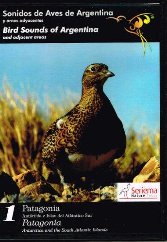 9781898665212: Patagonia, Antarctica and Southern Atlantic islands (Bird Sounds of Argentina)