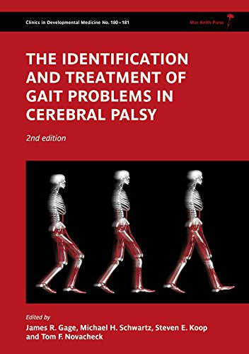 9781898683650: 180-181: The Identification and Treatment of Gait Problems in Cerebral Palsy