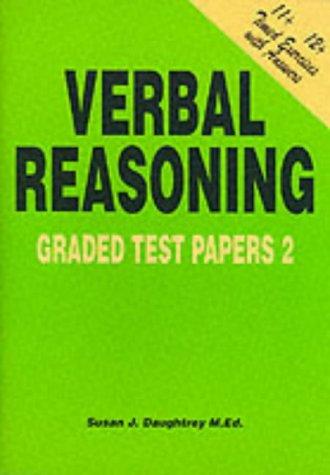 Verbal Reasoning: Daughtrey, Susan J.