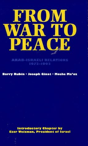 9781898723103: From War to Peace