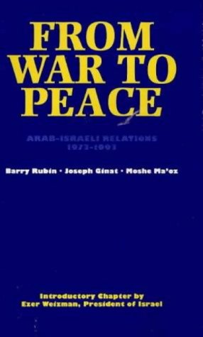 9781898723400: From War to Peace