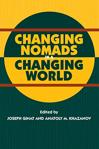 9781898723448: Changing Nomads in a Changing World