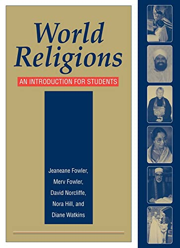 9781898723486: World Religions Revised Ed: An Introduction for Students (The Sussex Library of Religious Beliefs and Practices)