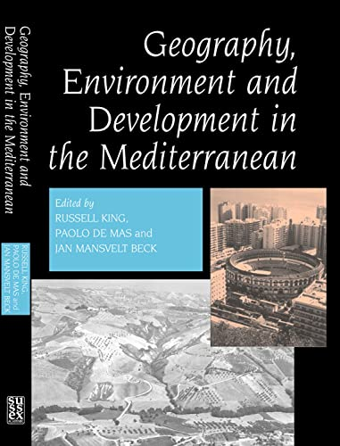 9781898723899: Geography Environment and Development in the Mediterranean