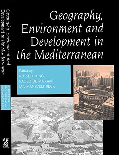 9781898723905: Geography Environment and Development in the Mediterranean
