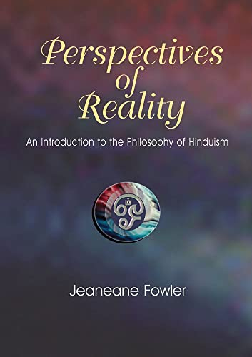 9781898723936: Perspectives of Reality: An Introduction to the Philosophy of Hinduism