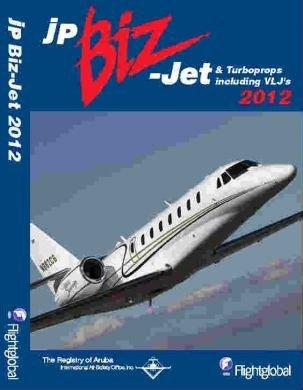 9781898779445: JP BizJet & Turboprops 2012