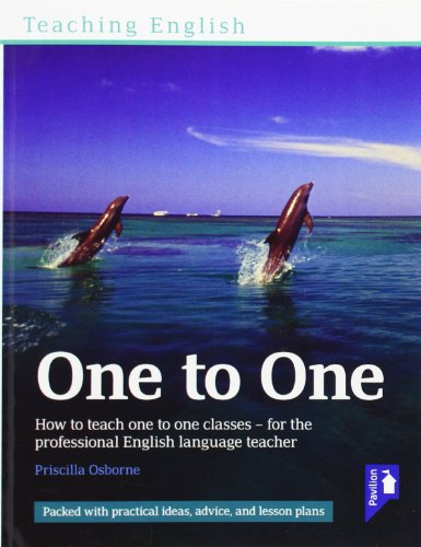 9781898789123: Teaching English One to One: How to teach one-to-one classes - for the professional English language teacher