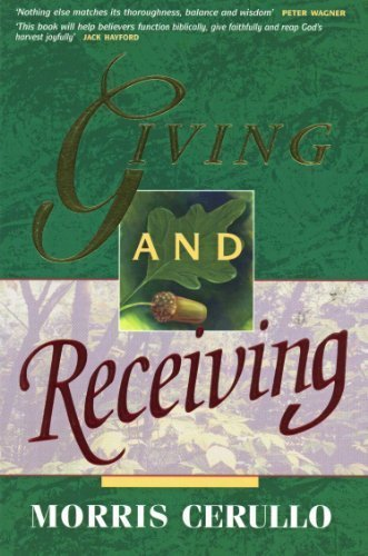 9781898797050: Giving and Receiving