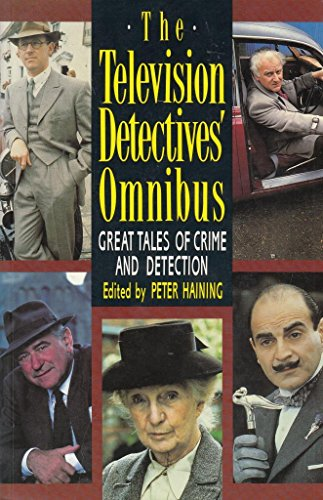9781898799023: The Television Detectives' Omnibus: Great Tales of Crime and Detection