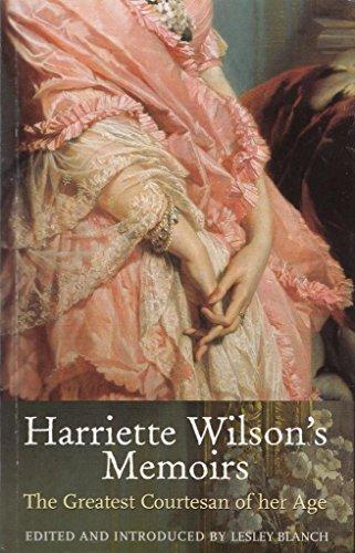 9781898799672: Harriette Wilson's Memoirs