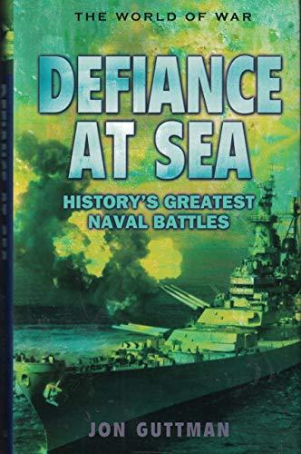 9781898799771: Defiance At Sea (World of War (Rigel))