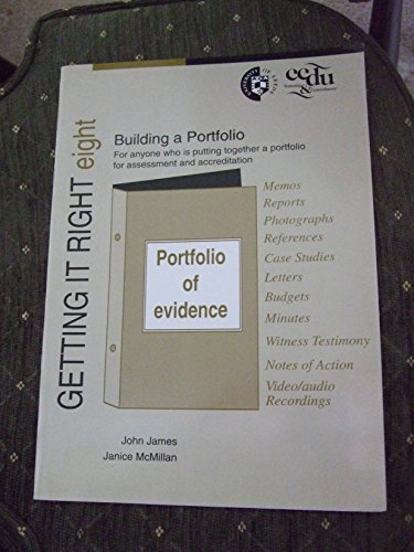 Building a Portfolio: For Anyone Who Is: James, John; McMillan,