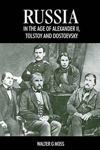 9781898855590: Russia in the Age of Alexander II, Tolstoy and Dostoyevsky