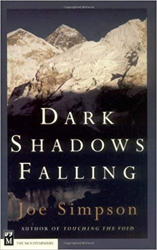 9781898865490: Dark Shadows Falling