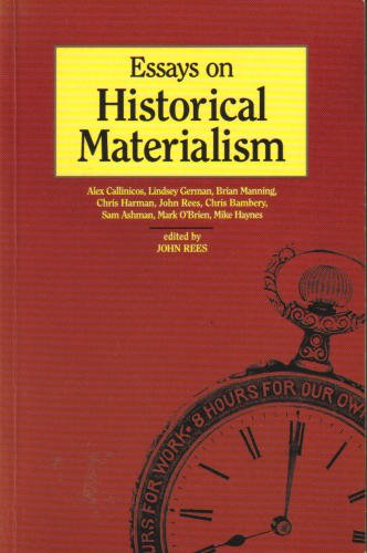 9781898876380: Essays On Historical Materialism