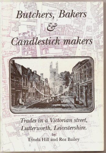 9781898884071: Butchers, Bakers and Candlestick Makers